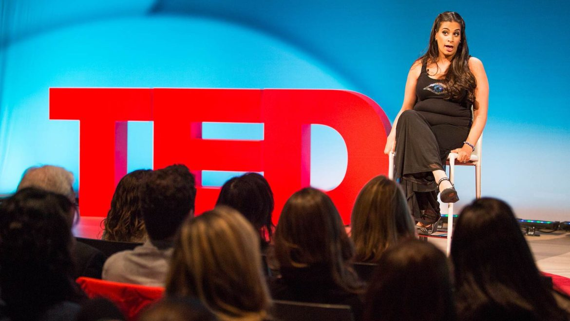 """Thriving With Cerebral Palsy, Maysoon Zayid: """"I got 99 Problems… Palsy is Just One"""""""