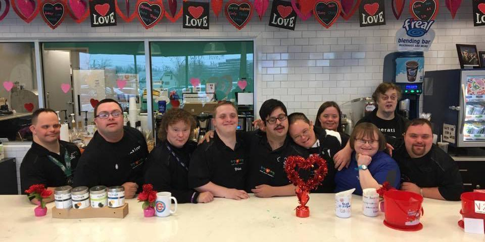 This Cafe is Run Entirely by Adults with Down Syndrome