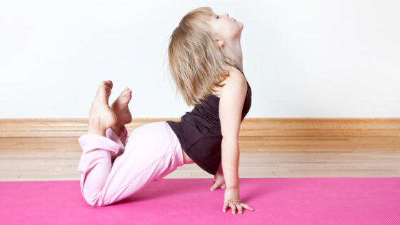 Classroom Yoga Helps Improve Behavior Of Kids With Autism